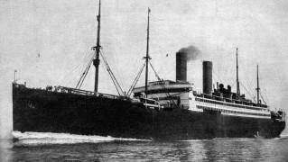 Feige Kolik Immigrates to America in 1914