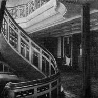 George_Washington_Dampfer_Treppenhaus