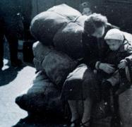 Soviet Evacuation to Central Asia