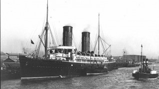 Yossel Atlas Immigrates to America in 1904
